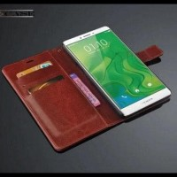 CASE / CASING HP WALLET OPPO R7 PLUS PREMIUM LEATHER