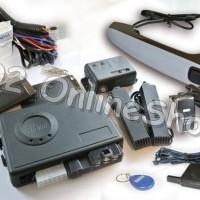 Push start - Keyless entry khusus Toyota Rush/alarm pnp/plug n Murah