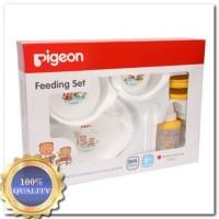 Harga katalog 2018 pigeon feeding set with training | Pembandingharga.com