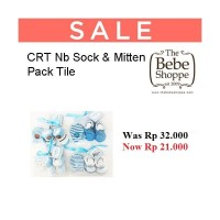 CRT Nb Sock & Mitten Pack Tile