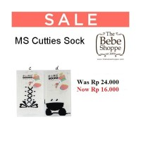 MS Cutties Sock
