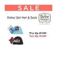 Xinhui Set Hat & Sock