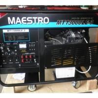 Genset Diesel Generator Maestro MT1300 LE - 3 Phase 8kw - 10kw