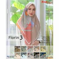 hijab syar i GROSIR Murah Jilbab Hijab Kerudung Segi Empat Florin by