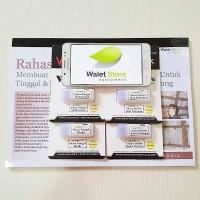 Paket Suara Walet 4 Flashdisk + 1 Buku