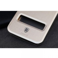AG467 Baseus Yuanse Series Window Case for Samsung Galaxy S6