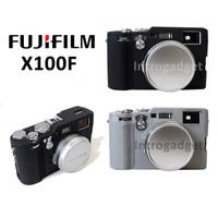 Silicone Fujifilm X100F Rubber Karet Case X-100F Cover Camera Casing