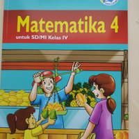Buku Matematika Quadra kelas 4 SD Kurikulum 2013