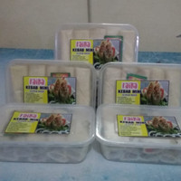 PROMO Kebab mini SUPERBEEF isi 10