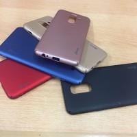 Hardcase Baby Skin Samsung J8 2018 Back Case Casing Cover Slim Armor