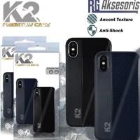 CASE HP SHINING SOFT CARBON PREMIUM CASE K2 XIAOMI A1 / 5X / REDMI 3 /