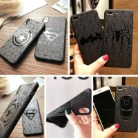 CASE HP SOFTCASE DC AVENGERS BLACK SERIES SAMSUNG J1 ACE,J2 PRIME,J5