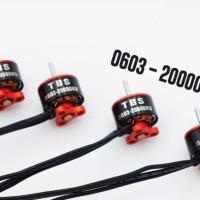 TBS Micro Brushless Motor Set 20000KV