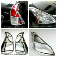 Harga j s l paket garnish garnis list lampu depan belakang all new avanza | antitipu.com