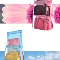 HBO Hanging Bag Organizer Bag dust cover gantung impor