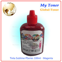 TINTA SUBLIMATION / SUBLIME SABLON PRINTER EPSON MAGENTA KOREA 100ML