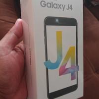 Samsung galaxy J4 sAMOLED Garansi Resmi