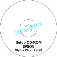 CD Driver Printer Epson Stylus Photo L120