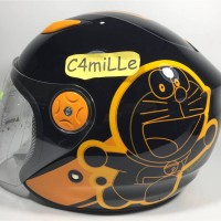 Helm BMC Milan DORAEMON Black Orange