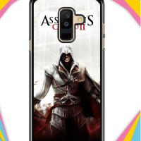 Hardcase Samsung Galaxy A6 Plus 2018 Assassi's Creed II E0022 Case Co