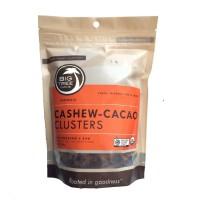 BIG TREE CASHEW CACAO CLUSTERS 250GR - KACANG MENTE COKLAT - METE