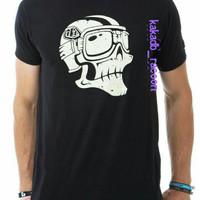 Kaos/Tshirt/Baju TROY LEE SKULL DESIGN BIKERS SHIRT