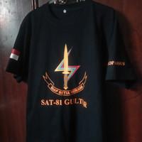 Kaos/Baju KOPASSUS SAT GULTOR INDONESIA SPECIAL FORCE