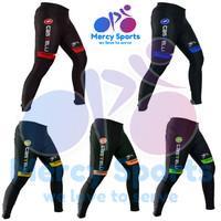 Celana Sepeda Panjang Castelli dgn Padding Busa Lembut (BKPS001)