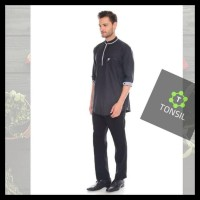 (Harga Terbaik) Koko Premium Rabiya U002F Koko Muslim U002F Baju
