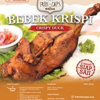 Crispy Duck ready-to-fry