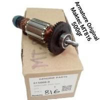 Armature Orginal Mesin bor Maktec MT817 - Rotor Barang Oke