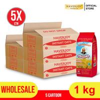 Haverjoy WHOLESALE Instant Oats 1Kg