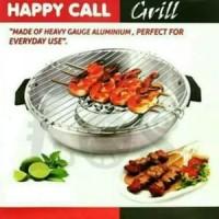 Happy Call Grill Alat Panggang Kompor Gas Spt Fancy Roaster Maspion