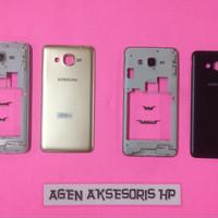 Casing Fullset Samsung G531 Grand Prime 4g 5.0 Inchi Housing Bezel