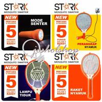 Raket Nyamuk 5in1 STARK STK-003