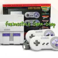 Jual Super Nintendo Classic Game Edition NES SNES Original Bonus Game Murah