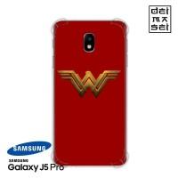 Wonder Woman Casing Samsung Galaxy J5 Pro Anti Crack Anticrack Case HP