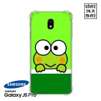 Keroppi Casing Samsung Galaxy J5 Pro Anti Crack Anticrack Case HP