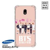 BTS 01 Casing Samsung Galaxy J5 Pro Anti Crack Anticrack Case HP