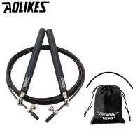 AOLIKES Tali Skipping Jump Rope Steel Wire Bearing