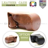 Fujifilm X-A3/XA3 Leather Case/Bag/Tas Kulit Kamera,Camera Digital
