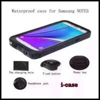 CASE / CASING HP REDPEPPER NOTE 5 SAMSUNG GALAXY NOTE 5 WATERPROOF