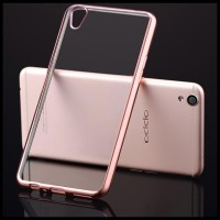 CASE / CASING HP TPU SHINE OPPO F1S A59 F1 PLUS R9 SOFT BACK COVER