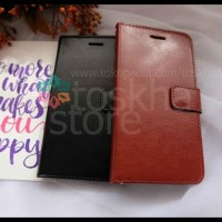 CASE / CASING HP WALLET OPPO A37 A 37 PREMIUM LEATHER FLIP COVER