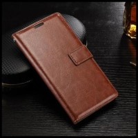CASE / CASING HP LEATHER FLIP COVER WALLET SAMSUNG C5 C7 PRO BUMPER