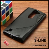 CASE / CASING HP LG MAGNA H502F SOFT JELLY GEL SILICON SILIKON TPU