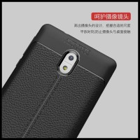 CASE / CASING HP LEATHER AUTO FOCUS NOKIA 3 5 6 BACK COVER KULIT