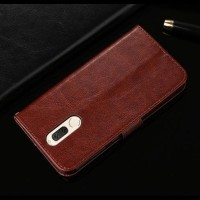 CASE / CASING HP LEATHER FLIP COVER WALLET HUAWEI NOVA 2I MATE 10 LITE