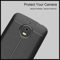 CASE / CASING HP LEATHER AUTO FOCUS MOTOROLA MOTO E4 PLUS G5S PLUS