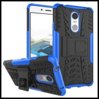 CASE / CASING HP RUGGED ARMOR LENOVO K6 NOTE VIBE P2 TURBO BACK COVER